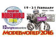 Modelworld 2016  artist photo