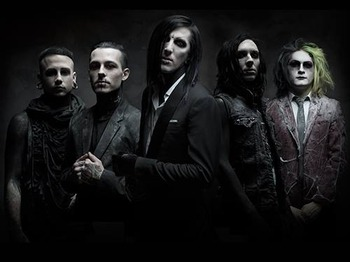 Motionless In White artist photo