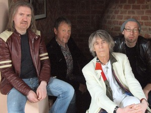 Martin Turner ex Wishbone Ash artist photo