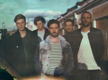 Albert Sessions Matinee: Foals + Efterklang picture