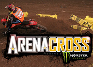 Monster Energy Arenacross artist photo