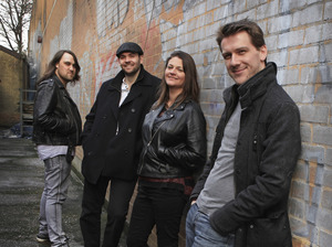Albany Down artist photo