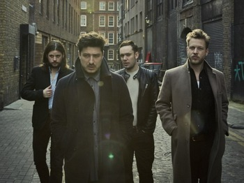 Mumford & Sons + Post War Years picture