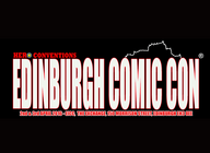 Edinburgh Comic Con artist photo