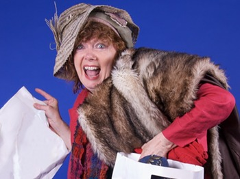 Stick Granny On The Roof Rack: MsFits Theatre Company picture