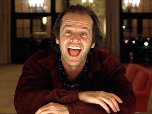 Film promo picture: The Shining