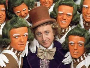 Film promo picture: Willy Wonka and the Chocolate Factory