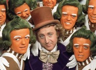 Willy Wonka and the Chocolate Factory artist photo