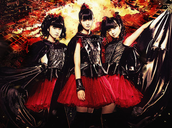 BABYMETAL picture