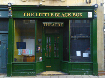 The Little Black Box venue photo