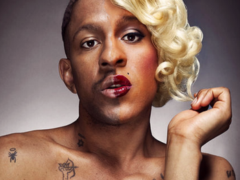Be Nothing Presents: Mykki Blanco + Support picture