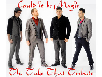 Ultimate Boybands Show Featuring: Could It Be Magic picture