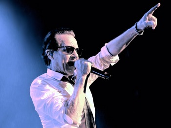 Graham Bonnet, The Brink, Kings Of Broadway picture