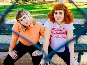 Girlpool artist photo