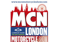 The Carole Nash MCN London Motorcycle Show artist photo