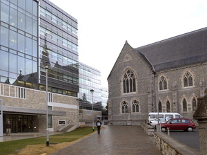 Sherwell Centre, Plymouth University artist photo