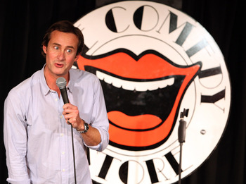 Swanage Comedy: Paddy Lennox, Angela Barnes, Noel James picture