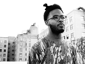 Knxwledge artist photo