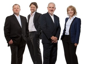 The Brodsky Quartet artist photo