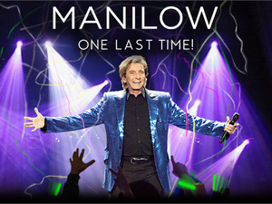 Barry Manilow artist photo