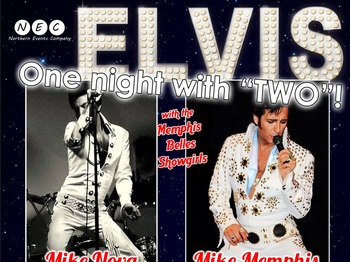 Elvis Tribute Show: Mike Memphis picture