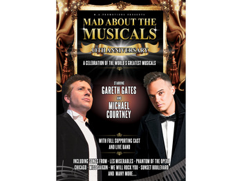 Mad About the Musicals artist photo