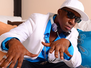 Grandmaster Flash artist photo