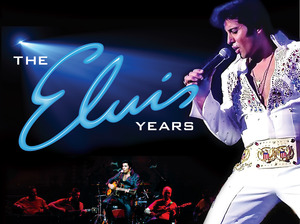 The Elvis Years 1954-1977 artist photo