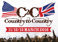 C2C - Country To Country 2016 artist photo