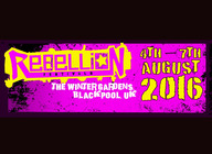 Rebellion 2016 artist photo
