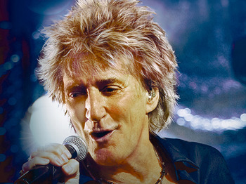 Live The Life Tour: Rod Stewart picture