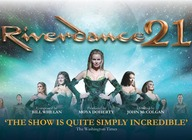 21st Anniversary Tour: Riverdance artist photo