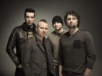 Theory Of A Deadman + Heavens Basement picture