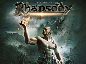 Luca Turilli's Rhapsody artist photo