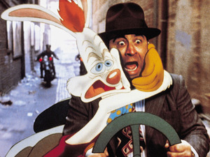 Film promo picture: Who Framed Roger Rabbit