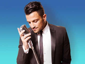 Up Close and Personal: Peter Andre picture