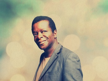 Stephen K Amos, Lee Hurst, Maff Brown picture