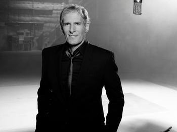 Michael Bolton artist photo