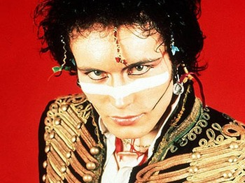 Xii B.d Tour: Adam Ant + The Good The Mad & The Lovely Posse picture