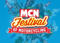 The MCN Festival Of Motorcycling artist photo