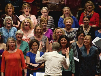 Love Music Community Choir artist photo