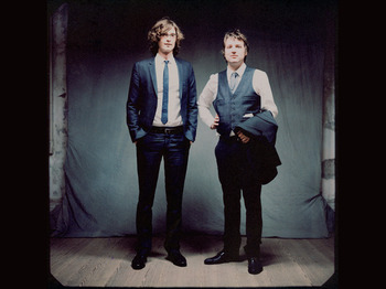 The Milk Carton Kids artist photo