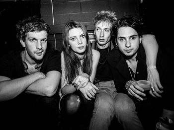 Wolf Alice + Dressed Like Wolves + Dead New Blood picture