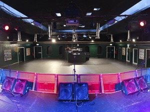 The Wedgewood Rooms artist photo