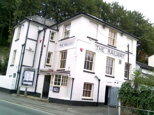The Railway Inn artist photo
