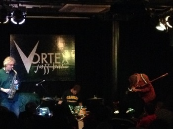 The Vortex Jazz Club venue photo