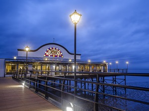 The Pier Cleethorpes artist photo