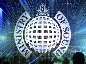 Ministry of Sound (MOS) artist photo