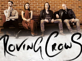Folk Festival: The Roving Crows + Maia + The Life and Times of The Brothers Hogg picture