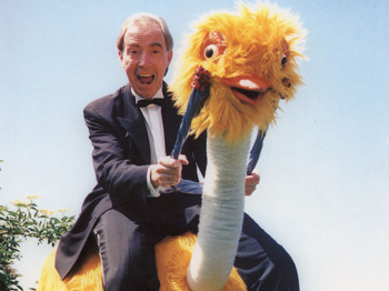 Bernie Clifton artist photo